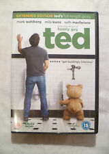 TED EXTENDED EDITION * DVD * 2012