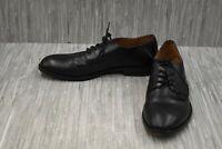 Frye Sam Derby Leather Oxfords, Men's Size 11, Black