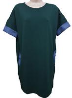 ASOS Oversize T Shirt Green/Blue
