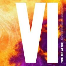 You Me At Six - VI - CD Album (Released 5th October 2018) Brand New