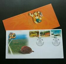 [SJ] Felda 50 Years Celebration Malaysia 2006 Palm Oil Fruit (FDC)