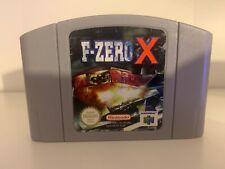 F-Zero X   Nintendo N64   Cart Only   FREE POST