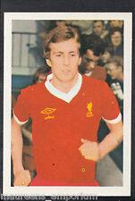 FKS Football - Euro Soccer Stars '77 Sticker No 127 - Joey Jones - Liverpool