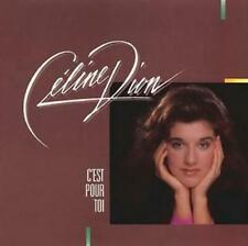 Celine Dion C'Est Pour Toi POP VINYL LP STEREO © 1985
