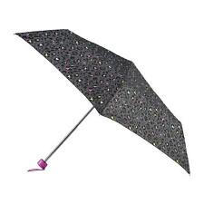 totes Supermini Multi Panther  Print Umbrella (3 Section)