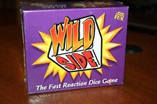 WildSide - The Fast Reaction Dice Game - Shake, Rattle, and Roll - Family Fun!
