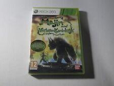 Majin And The Forsaken Kingdom Xbox 360 Neuf Sous Blister