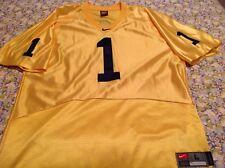 University of Michigan  NWOT Nike men's Large jersey