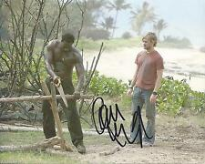 LOST DOMINIC MONAGHAN Signed 8x10 Photo ABC Charlie Pace Driveshaft