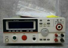 GW Instek GPT-9804 AC/DC 200VA AC Withstanding Voltage Tester