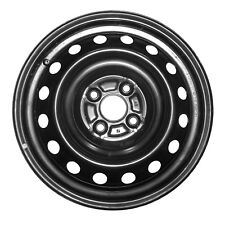 New 15X5.5 Black Steel Wheel for 2007-2012 Toyota Yaris Hatchback 560-69502