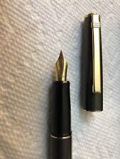 Vintage  Diplomat  Attaché Fountain Pen M Nib  Germany