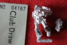 Grey Knight Zaino con Teletrasporto WARHAMMER 40000 SPACE MARINE Back Pack A310