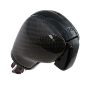 Carbon Fiber & Piano Black DSG Gear Knob To Fit Golf MK6 MK7 Passat CC B7