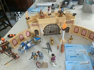 Playmobil Roman Lot - As Is - w/ Instruction, Some sealed, some OOP