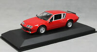 Minichamps Maxichamps Renault Alpine A310 in Red 1976 940113590 1/43 NEW