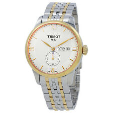 Tissot Le Locle Automatic White Dial Mens Watch T0064282203801