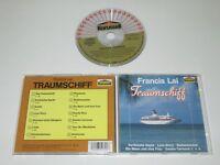 Francis Lai / Bateau de Rêve (Karussell 835 279-2) CD Album