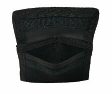 New listing Latex Glove Pouch Black - Police Firefighter Ems Paramedic Medical Glove Holder