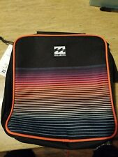 BILLABONG LUNCH BOX BAG COOLER New with tags