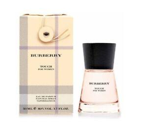 Burberry Touch For Women Eau de Parfum Spray 50ml Femme