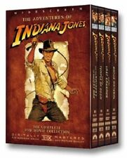 The Adventures of INDIANA JONES - The Complete DVD Collection (4Disc Box Set)***