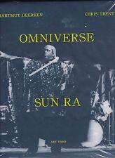 OMNIVERSE: SUN RA - 304-PAGE COMPREHENSIVE HARDCOVER SUN RA REFERENCE BOOK!