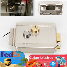 Electric Electronic Door Lock for Doorbell Access Control Security System NEW