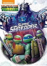 Tales of the Teenage Mutant Ninja Turtles SUPER SHREDDER  2-DVD SET 11 EPISODES!