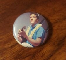 "Elvis pin back button (1"")"