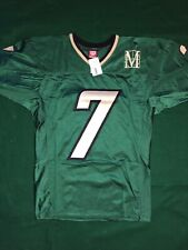 2003 Arena Football Authentic #7 Green Jersey Afl Majestic Size 44 Nwt