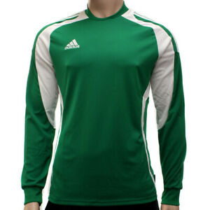 Adidas Long Sleeved Football Shirt Top Toque Climacool Jersey - Small RRP £25