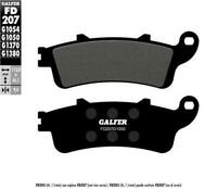 Par Pastilla Galfer Trasero Honda CBR 1100 Xx Sup.blackbird 1100 97-99