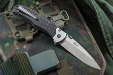 "Russian Tactical Folding knife ""Prime"" Carbon Kizlyar Supreme knive (steel-D2)"