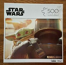 Buffalo Star Wars 'The Mandalorian - The Child' 500 Piece Puzzle - Baby Yoda
