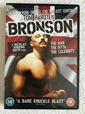 Bronson (DVD, 2011) - VGC - R2