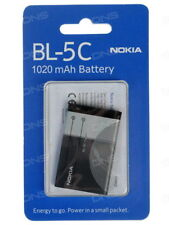 Genuine Nokia BATTERY C2 01 02 03 06 C1 7600 N70 mobile original cell phone bl5c