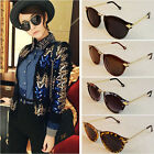 Women's Unisex Mens Sunglasses Arrow Style Eyewear Round Sunglasses Metal FraDP