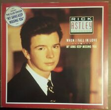 """RICK ASTLEY - My Arms Keep Missing You (PWL 12"""" MAXI SINGLE, VYNIL, ) 1988 NM"""