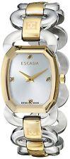 Escada Womens IWW-E2635034 Charlene Diamond-Accented Watch with Two-Tone Sale