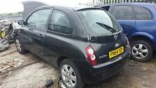 Nissan Micra 2004 1.5 diesel breaking for spare parts