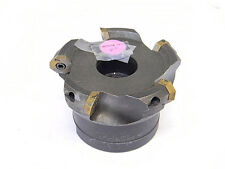 """USED MITSUBISHI CARBIDE INDEXABLE 4"""" FACE MILL B0ER0405E (REMX 1705EN)"""