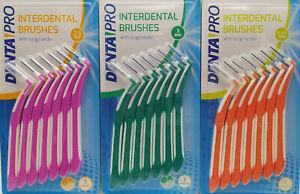 21 Interdentalbürsten Zahnzwischenraumbürste Zahn Zwischenraum Dental Bürste