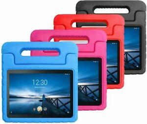 For Alcatel Joy Tab 2 8.0 2020 Shockproof Kids Safe EVA Foam Stand Case Cover