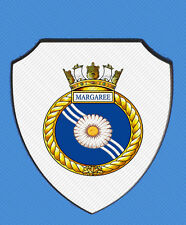 HMCS MARGAREE ROYAL CANADIAN NAVY WALL SHIELD