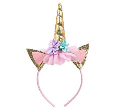 Kids Baby Girls Party Headdress Headband Cosplay Party Accessories Headwear New