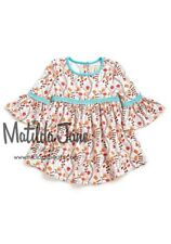 NWOT Matilda Jane Morning Sun Tunic sz 2 Peasant Floral Top Once Upon A Time