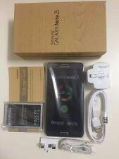 Original Samsung Galaxy Note 3 SM-N9005 16GB Negro (Desbloqueado) Teléfono inteligente Libre S-P