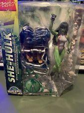 Marvel Select She-Hulk Wizard World Tour Fan Choice Diamond Select NIB