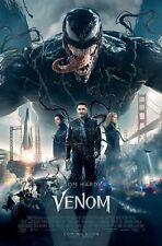 "VENOM ( 11"" x 17"" ) Movie Collector's Poster Print ( T6 ) - B2G1F"